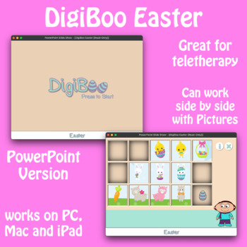 DigiBoo Easter