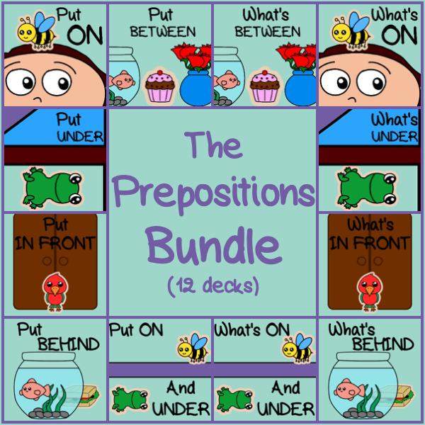 The Preposition Set